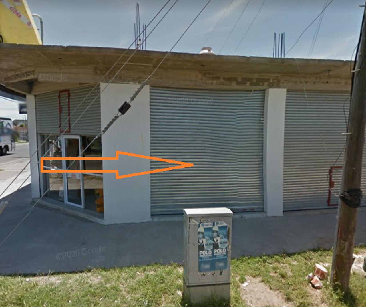 Local en alquiler en Jose C. Paz a metros de Av. Pte. Peron