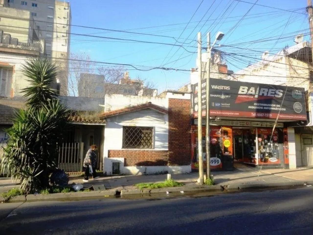 Venta de casa y local en el centro de San Miguel