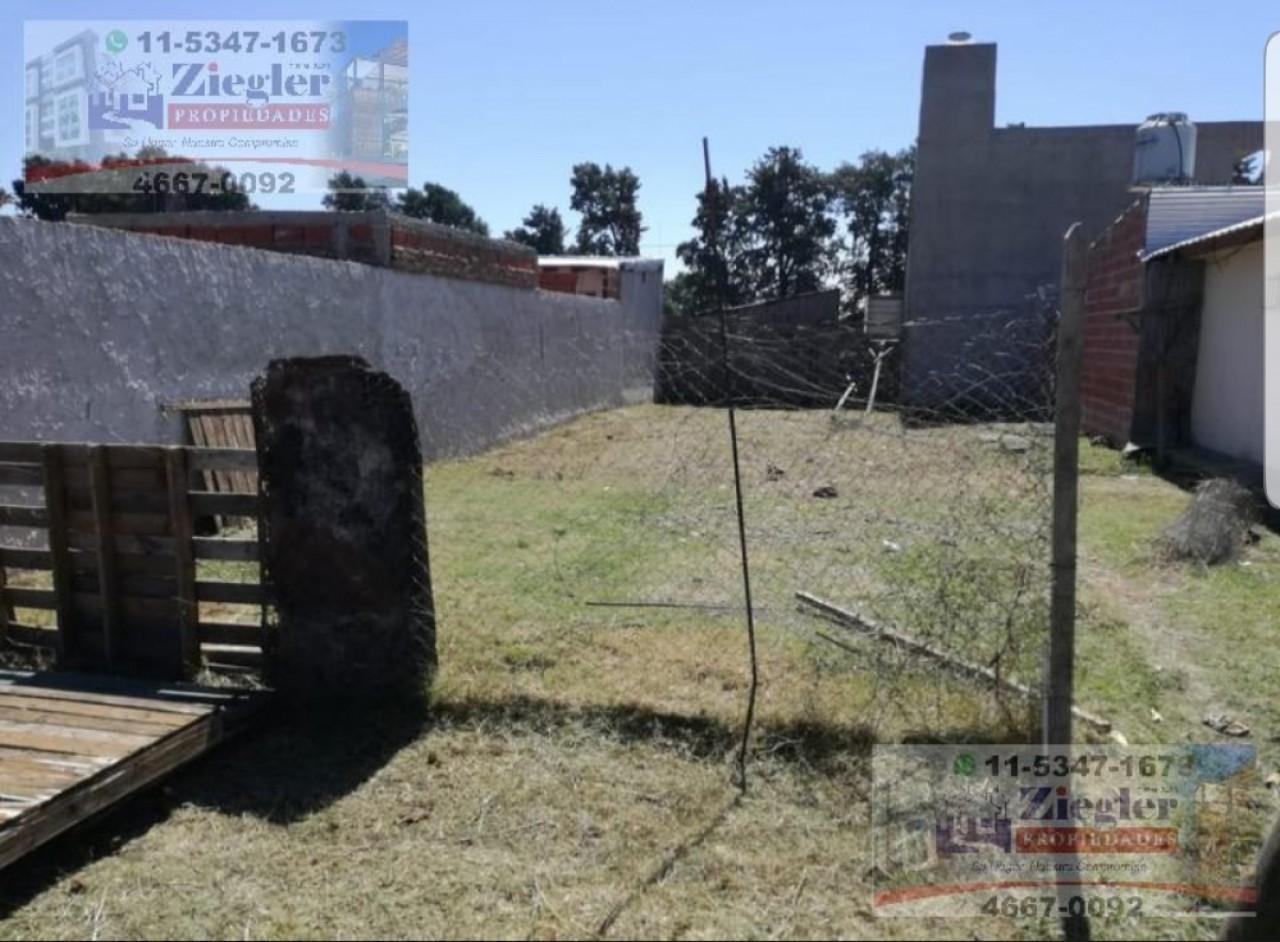 Venta terreno Jose C Paz ( Gigli 1200)